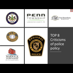 Top 8 criticisms of police policy